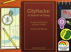 Cityhacks : « à la recherche du sommeil » récompensé