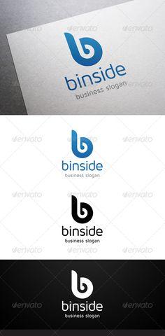 Binside B Letter Logo (Letters)