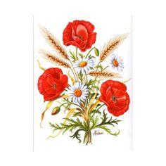 coquelicots-marguerite-24x30-f50.jpg (800×800)