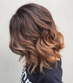 Особенности и виды балаяжа для коротких волос: 15 модных вариантов