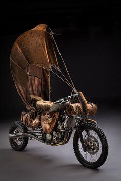 Vehicles of Mad Max: Fury Road