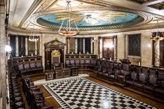 Masonic Temple, Liverpool Street, London