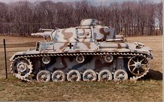 German Panzer III N