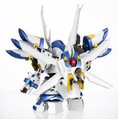 #transformer super robot wars deformover weissritter action figure