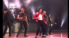 12-MICHAEL JACKSON - BEAT IT - EN VIVO MUNICH 1997 HD