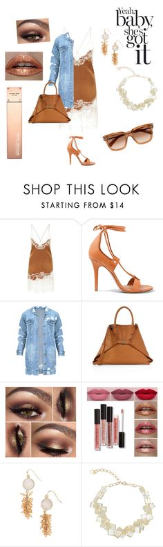 """Untitled #741"" by gigiglow ❤ liked on Polyvore featuring Jonathan Simkhai, Isabel Marant, Akris, Panacea, DIANA BROUSSARD and Chloé"
