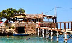Restaurante - Playa de Camp de Mar. - Mallorca