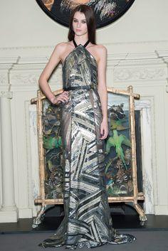Roland Mouret Pre-Fall 2015 Fashion Show