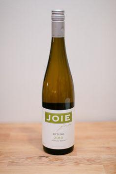 joie riesling 2010  best wine i've ever had  joie farms, okanagan