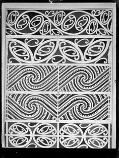 The most beautiful ornaments of the world Maori Designs, Doodles Zentangles, Ta Moko Tattoo, Maori Patterns, Geometric Patterns, Maori Symbols, Cultural Patterns, Maori People, Polynesian Art
