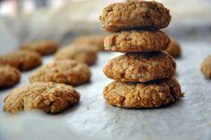 Paleo, Treats, Snacks, Vegan, Cookies, Desserts, Recipes, Food, Rolled Oats
