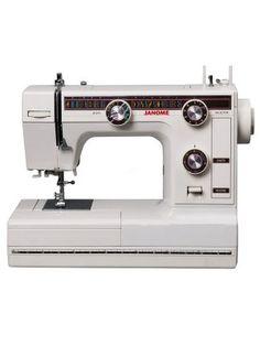 JANOME 380 Sewing Machine