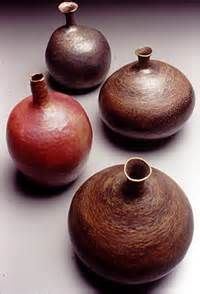 Copper vessels by Greg Wilbur