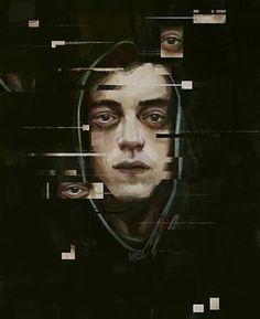 Elliot Alderson / Mr. Robot fanart