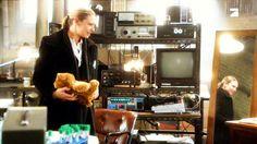 robotic spy bear ~ Fringe TV series