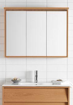 Hafa Original peilikaappi - Hafa kylpyhuoneet