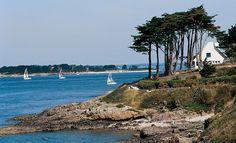 Bretagne : les îles du golfe du Morbihan