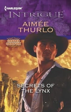 Secrets of the Lynx (Harlequin Intrigue Series) by Aimee Thurlo, http://www.amazon.com/dp/0373696612/ref=cm_sw_r_pi_dp_rT0tqb07R4TPA