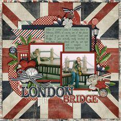 London Bridge - Sweet Shoppe Gallery