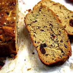 Oliven-Brot für Brotbackautomat glutenfrei, eifrei