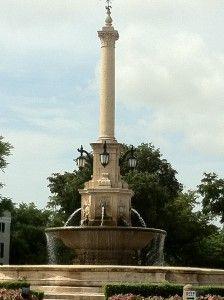 Desoto Fountain in Coral Gables