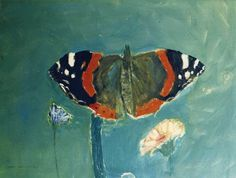 via Glasgow Print Studio          Dragon Fruit watercolor    Dame Elizabeth Blackadder via The Scottish Gallery  in Edinburgh