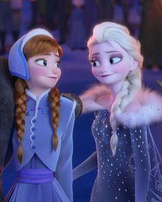 Anna sur Instagram: I'm so lucky to be spending another Christmas with you 💕 #Anna #Elsa #Disney #Frozen #Frozen2 #olafsfrozenadventure Frozen Film, Frozen Art, Frozen Elsa And Anna, Anna Disney, Disney Princess Frozen, Cute Disney, Disney Princesses, Disney Art, Elsa Pictures