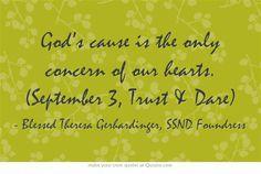 September 3, Trust & Dare