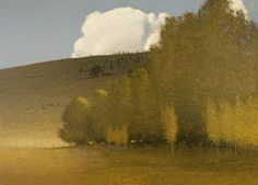 25 Russell Chatham Landscape Paintings