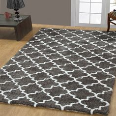 Shop for Casa Platino Soft Cozy Ultimate Shag Rugs (5' x 8'). Get free shipping at Overstock.com - Your Online Home Decor Outlet Store! Get 5% in rewards with Club O!