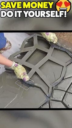 That Garden Pathway You&;ve Been Dreaming Of ? That Garden Pathway You&;ve Been Dreaming Of ?humblehousehold Create a gorgeous stone walkway in no time […] makeover videos