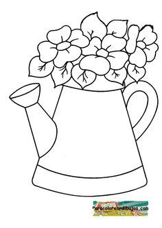 moldes de tulipanes - Buscar con Google