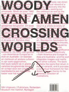 Woody van Amen. Crossing Worlds