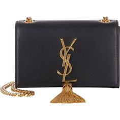 Saint Laurent Monogramme Crossbody Bag at Barneys.com