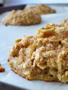Apple Recipes, Fall Recipes, Cookie Recipes, Pastry Cook, Biscuit Cake, Galletas Cookies, Cookies Et Biscuits, Easy Desserts, Healthy Snacks