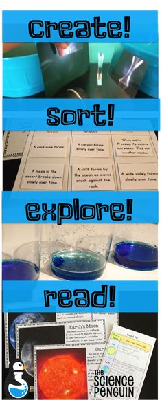 Science Stations Units-- 11 topics with 9 stations for each unit. This is a fun way to supplement your 4th and 5th grade science instruction.