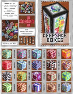 Keepsake Boxes was created as a set of multiples for my sculpture class. These boxes represent myself, my love of creating art while busying my hands through tedious work. From sorting beads from a bucket, to creating a design and pattern, to placing individual beads on pegboards, to ironing, and to assembling, this process represents my…