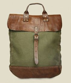 623d3439aaa mixed materials Olive Style