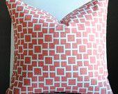 Decorative Pillow Cover -20x20- Waverly-Solar Flair-Accent Pillow-Toss Pillow-Purple-Cream-Gray-Plum-Black -Gold. $45.00, via Etsy.