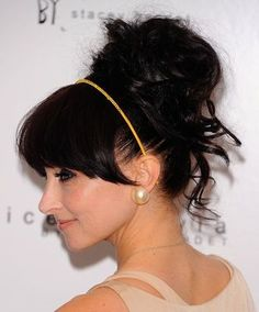 Fringe Bangs: Hairstyles Featuring Fringe Bangs (Gallery 4 of 5)