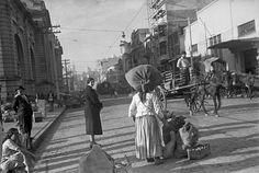 Mercado Municipal, São Paulo – década de 40.
