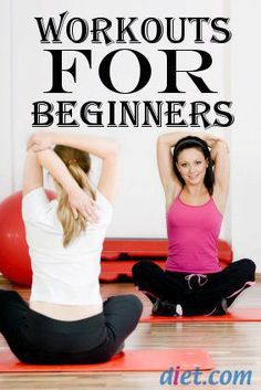 Workouts for Beginners! I need this :) #fitness #health