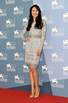 Olga Kurylenko at the 69th Venice Film Festival.