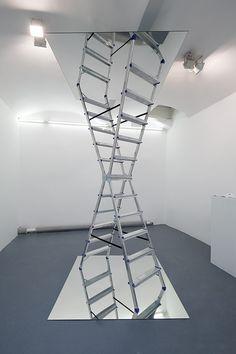 Dmitri Obergfell . infinite ladder
