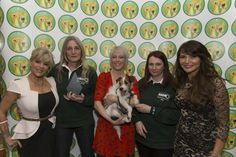 German Shepherd Dog Rescue Honored at Wetnose Animal Rescue Awards