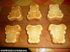 Jogurtové těsto na brumíky :o)) French Toast, Breakfast, Food, Morning Coffee, Essen, Meals, Yemek, Eten
