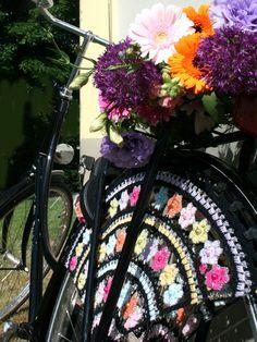 Spokes And Skirts Don't Mix | GoDutchBikes.com :: Dutch Bikes, Beach Cruisers, and City Bikes.