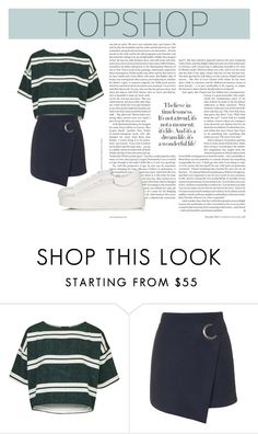 """Topshop"" by grassgrvsk ❤ liked on Polyvore featuring Topshop"
