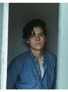 Cole sprouse, boy, and riverdale image.
