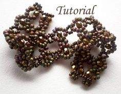 TUTORIAL Lace Flowers Bracelet (Item ID: 101526, End Time : N/A) - DIY Lessons - Learn Jewelry Making With Online Lessons, Videos and PDF Tutorials